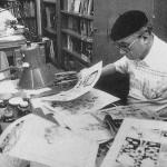 About Tezuka's Manga