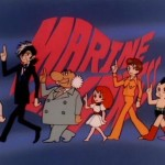 Undersea Super-train: Marine Express (Anime)